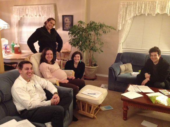 Discernment Team at Work